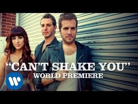 Video Gloriana - Can't Shake You (Official Video) download in MP3, 3GP, MP4, WEBM, AVI, FLV February 2017