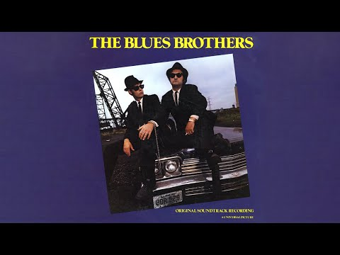 The Blues Brothers - Jailhouse Rock (Official Audio)