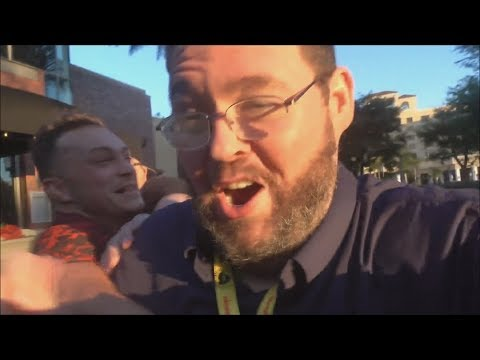 LANCE STEWART CONFRONTS BOOGIE2988 AT VIDCON!