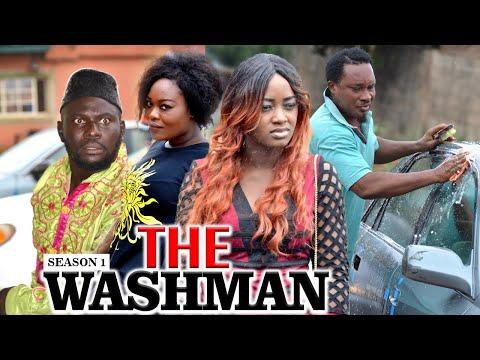 THE WASHMAN 1 (YUL EDOCHIE) - LATEST NIGERIAN NOLLYWOOD MOVIES