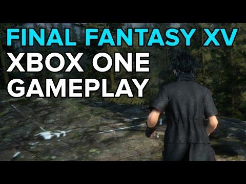 final fantasy xv xbox one trailer
