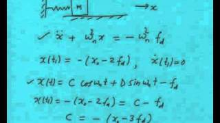 Mod-3 Lec-3 Coulomb Damping Other Damping Models
