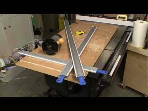 All-In-One Clamp Guide Review: NewWoodworker