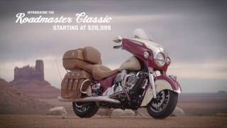 8. The Indian Roadmaster Classic – Indian Motorcycle