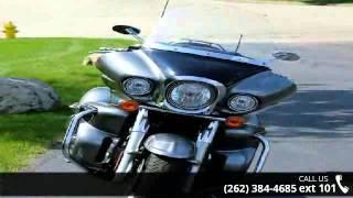 5. 2010 Kawasaki Vulcan 1700 Voyager ABS  - Action Power Spo...