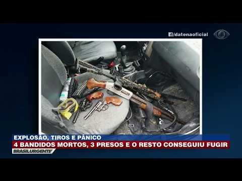 Polícia é recebida com tiros por assaltantes de Miracatu