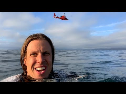 Pilot Records Selfie Video After Plane Crashes in Pacific Ocean
