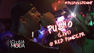 Pusho en Red (Ponce, PR) videos