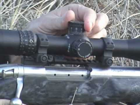 .338 lapua rifles - long range hunting from Montana elk to Kansas white tail.