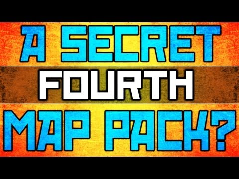 Secret Black Ops 2 Fourth Map Pack?! (BO2 Map Pack 4)