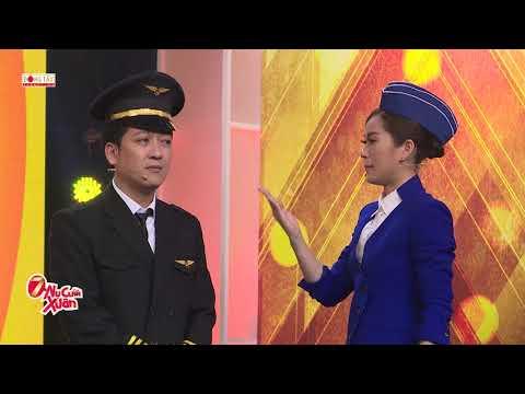 7 Nụ Cười Xuân | Tập 11 Teaser: Nam Em khóa môi Thuận Nguyễn ngay trên sóng (03/03/2018) - Thời lượng: 1:27.