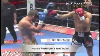 Giorgio Petrosyan: Lead Hand Control - Kicks and Knees