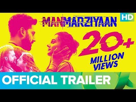 Manmarziyaan Official Trailer | Abhishek Bachchan, Taapsee Pannu, Vicky Kaushal, Anurag Kashyap