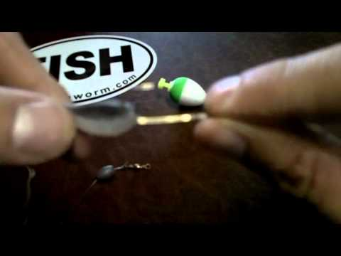 How to rig a Live Minnow for Crappie Fishing