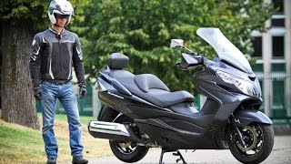 7. 2014 Suzuki Burgman 400