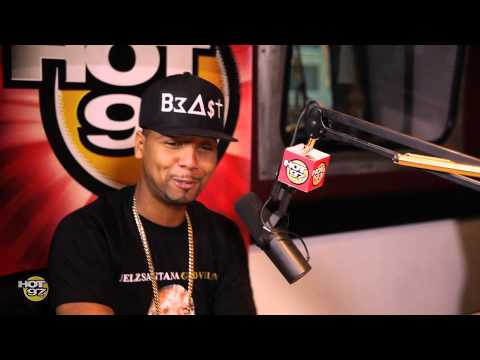 juelz - Juelz drops by and talks about new project with Lil Wayne, Reality Show status, New Music and More! Hot97tv: http://www.hot97.com Twitter: https://twitter.co...