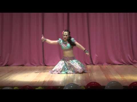 Fevicol Se Bollywood Dance Stars 2013 Anna Kazakova Moscow (видео)