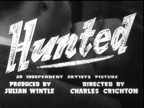 Hunted (1952) Original Theatrical Trailer