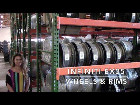 Factory Original Infiniti EX35 Wheels & Infiniti EX35 Rims – OriginalWheels.com