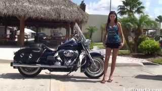 5. Used 2012 Harley Davidson Road King Classic Motorcycles for sale in Ocala, FL