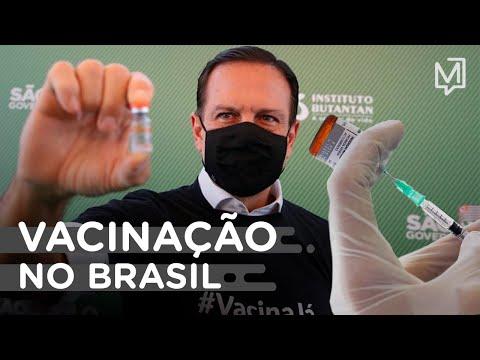 Covid-19: dúvidas sobre a vacinação no Brasil