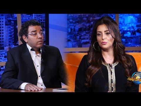 العرب اليوم - شاهد: آمال صقر تردّ على سكينة درابيل في