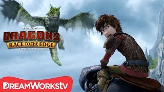 Video The Sentinels | DRAGONS: RACE TO THE EDGE MP3, 3GP, MP4, WEBM, AVI, FLV September 2018