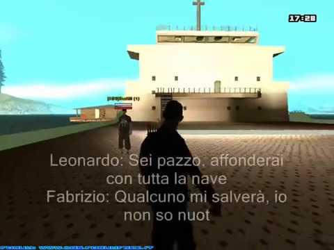 GTA San Andreas- L'affondamento del Titanic