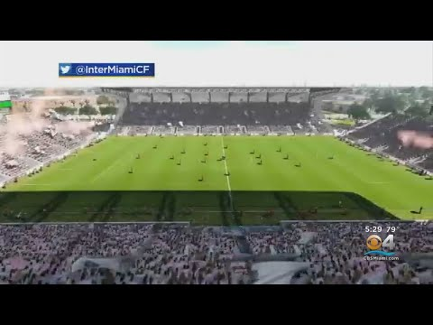 Inter Miami Would Play First Two Seasons At Lockhart Stadium