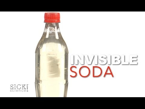 Invisible Soda - Sick Science! #169 (видео)