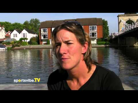 Katherine Grainger On Her Olympic Gold Medal Success