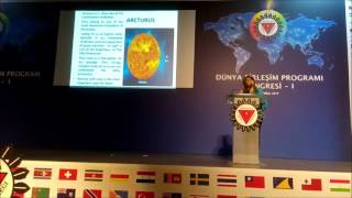 Unification of the Planet - Istanbul 2017 - English