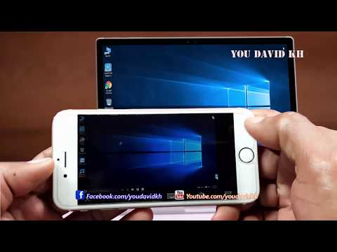 How to Teamviewer Control  phone to Computer