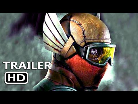 GUNDALA Official Trailer (2020) Superhero Movie