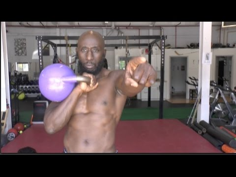 Kettlebell Training for Strength Endurance