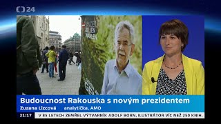 Budoucnost Rakouska s novým prezidentem