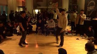 Yama vs Kazashi – 隊卍BATTLE vol.5 FINAL