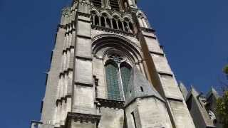 Soissons France  city pictures gallery : Saint Gervais Cathedral, Soissons, France
