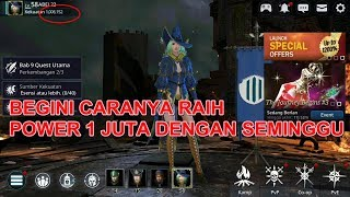 Video THE EASY WAY TO RAISE THE POWER OF CHARACTER DARKNESS RISES MP3, 3GP, MP4, WEBM, AVI, FLV Desember 2018