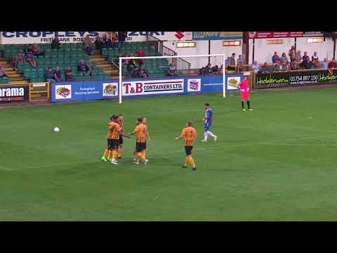 Boston United V Nuneaton Borough Highlights 15082018