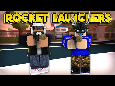 NEW ROCKET LAUNCHER NEXT UPDATE! (ROBLOX Jailbreak)