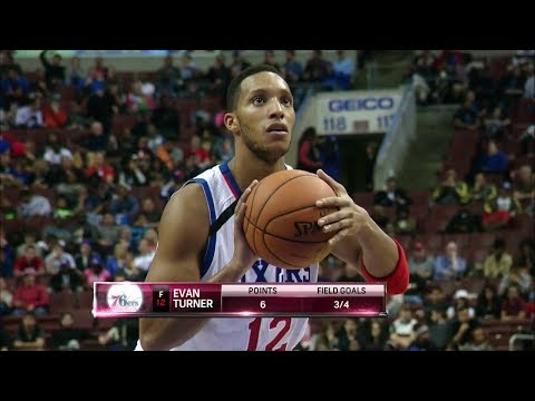 Evan Turner - LIKE MY FACEBOOK FOR MORE: https://www.facebook.com/GDFactoryEntertainment Изготовлено для http://vk.com/slamdunkmixmakin BOXSCORE: http://espn.go.com/nba/bo...