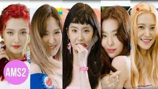 Aquí el ranking de Red Velvet en Red FlavorEspero les guste, es mi opinión con puntosBy: AMSONE2Facebook: AM SONEInstagram: amsone_2
