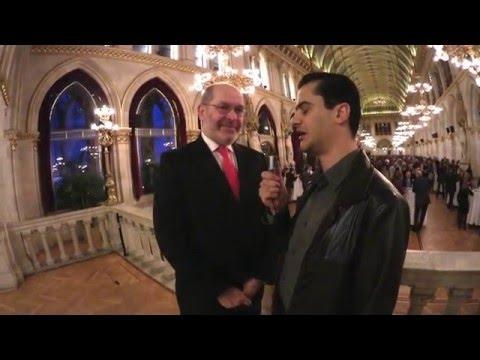 كن معي مراسل,مع المهندس عمر الراوي عضو برلمان مدينة فيننا ,حول مستجدات صعود الحزب اليميني للرئاسة