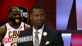 Stephen Jackson on Lebron's play without Kyrie, Gasol's role in Fizdale firing | SPEAK FOR YOURSELF