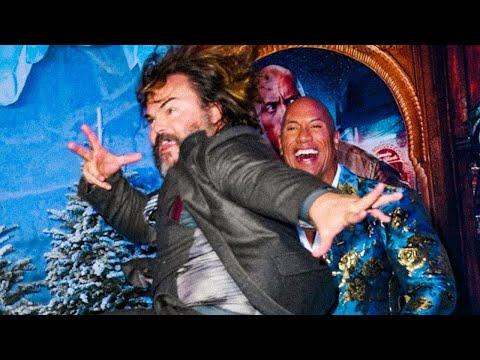 THINGS GOT CRAZY!!! (Jumanji Premiere LA)