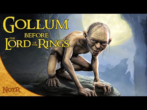 Gollum and the Stoor Hobbits before The Lord of the Rings | Tolkien Explained