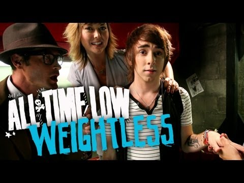All Time Low 'Weightless' Video