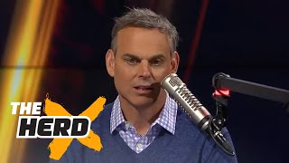 Dell Curry explains his son's swag - 'The Herd' by Colin Cowherd