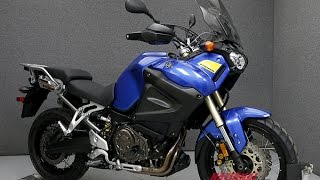 9. 2012 YAMAHA XTZ1200 SUPER TENERE W/ABS - National Powersports Distributors